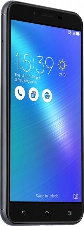 Смартфон Asus ZenFone 3 Max 2-32 Gb titanium grey 90AX00D2-M00280, мініатюра №3