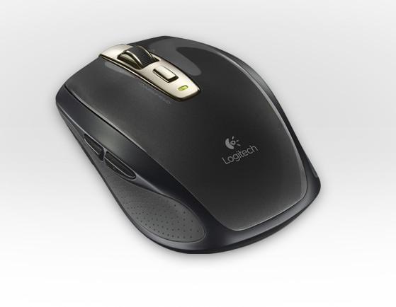 Мишка Logitech  Anywhere MX Wireless Black (910-002899), мініатюра №3