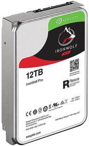 """Внутрішній жорсткий диск Seagate IronWolf Pro HDD 12TB 7200rpm 256MB ST12000NE0008 3.5"""" SATAIII"""