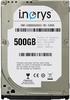 """Внутрішній жорсткий диск I.norys 500ГБ 5400 обертів в хвилину 8МБ 2.5"""" SATA II INO-IHDD0500S2-N1-5408, мініатюра №1"""