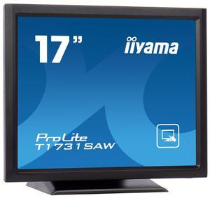 """Сенсорный дисплей iiyama ProLite TN 17"""" SXGA (T1731SAW-B1)"""
