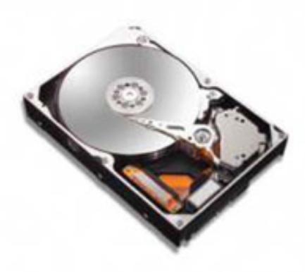 """Внутрішній жорсткий диск Maxtor Seagate DiamondMax 160ГБ 7200 обертів в хвилину 8МБ 3.5"""" IDE 6L160P0, мініатюра №3"""
