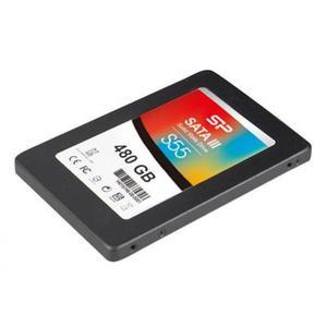 "SSD накопитель Silicon Power 480ГБ 2.5"" SATAIII TLC (SP480GBSS3S55S25)"