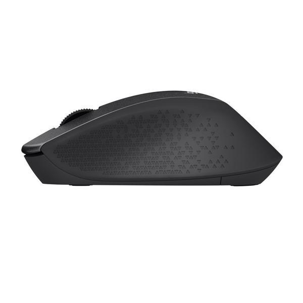 Мишка Logitech M330 Silent plus Black (910-004909), мініатюра №7