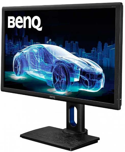 Монітор BenQ PD2700Q IPS 27'' WQHD black 9H.LF7LA.TBE, мініатюра №4