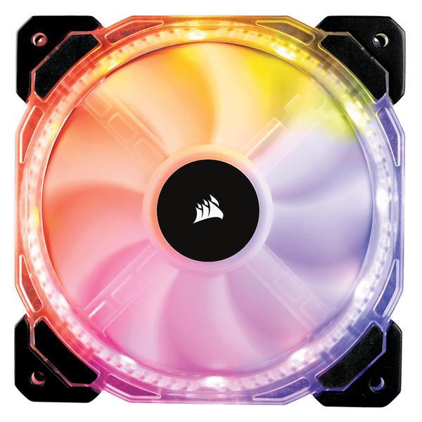 Система охолодження Corsair HD140 RGB (CO-9050068-WW), мініатюра №1