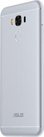 Смартфон Asus ZenFone 3 Max 2-32 Gb Glacier silver 90AX00D3-M00300, мініатюра №4