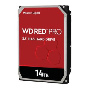 """Внутрішній жорсткий диск Western Digital 3.5"""" SATA 3 14TB 7200 256MB red Pro NAS WD141KFGX"""
