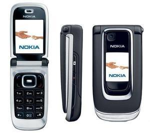 Кнопочный телефон Nokia 6131 Black/Silver