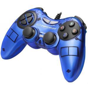 Геймпад Esperanza Fighter PC Blue (EGG105B)
