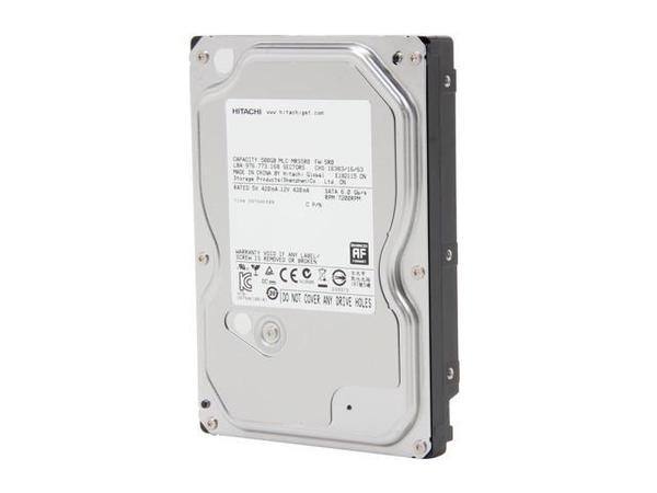 """Внутрішній жорсткий диск Toshiba 500ГБ 7200 обертів в хвилину 32МБ 3.5"""" SATAIII HDS721050DLE630, мініатюра №2"""