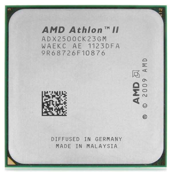 Процесор AMD Athlon II X2 250 ADX250OCK23GM, мініатюра №2