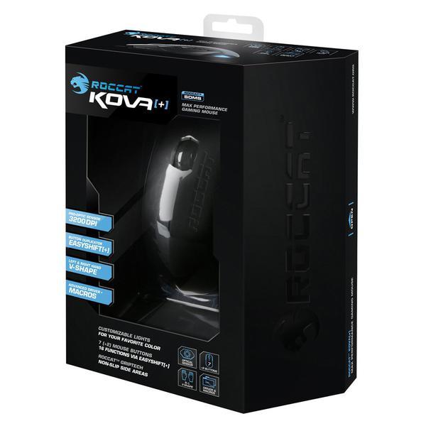 Мишка ROCCAT  Kova Max Performance Gaming Mouse (ROC-11-520), мініатюра №8
