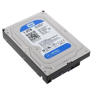"""Внутрішній жорсткий диск Western Digital 1ТБ 3.5"""" 5400 обертів в хвилину 64МБ SATAIII WD10EZRZ"""