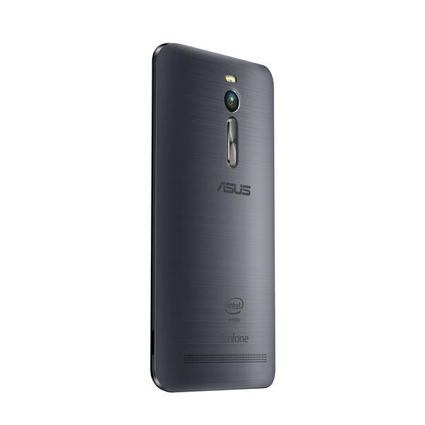 Смартфон Asus ZenFone 2 4-64 Gb Glacier grey 90AZ00A5-M03670, мініатюра №19