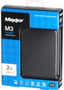 """Зовнішній жорсткий диск Seagate 2ТБ 2.5"""" USB 3.0 чорний STSHX-M201TCBM, мініатюра №2"""