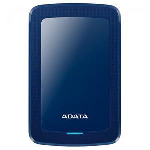 """Зовнішній жорсткий диск A-Data USB 3.2 Gen1 HV300 1TB 2 5"""" синій AHV300-1TU31-CBL"""