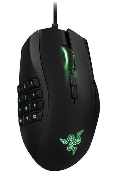 Мишка Razer New Naga Expert MMO 2014 (RZ01-01040100-R3G1), мініатюра №2