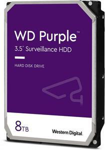 Внутрішній жорсткий диск Western Digital HDD SATA 8.0TB purple 5640rpm 128MB WD84PURZ