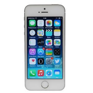 Смартфон Apple iPhone 5S 32 Gb silver