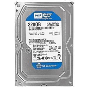 Внутрішній жорсткий диск Western Digital 40 HDD SATA 320GB WD 7200rpm 16MB WD3200AVKX