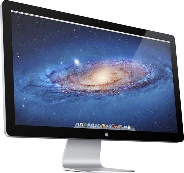 """Монітор Apple Thunderbolt A1407 LCD 27"""" QHD MC914ZE B, мініатюра №2"""