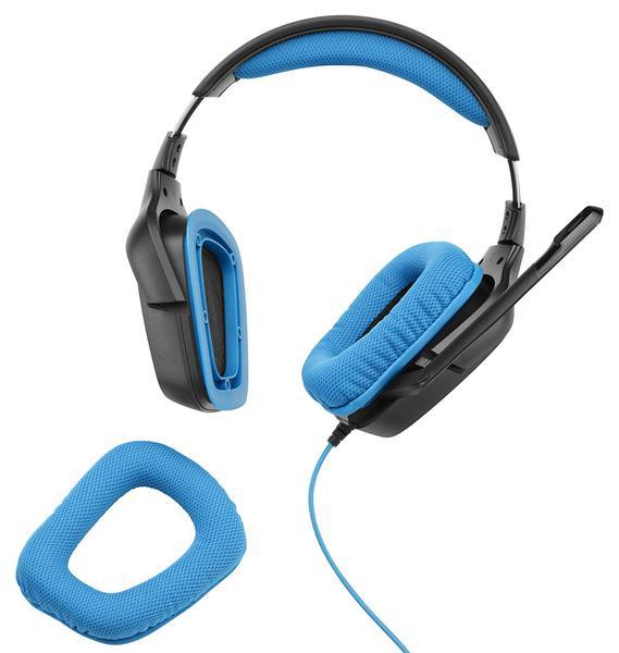Навушники Logitech G430 Gaming (981-000537), мініатюра №5