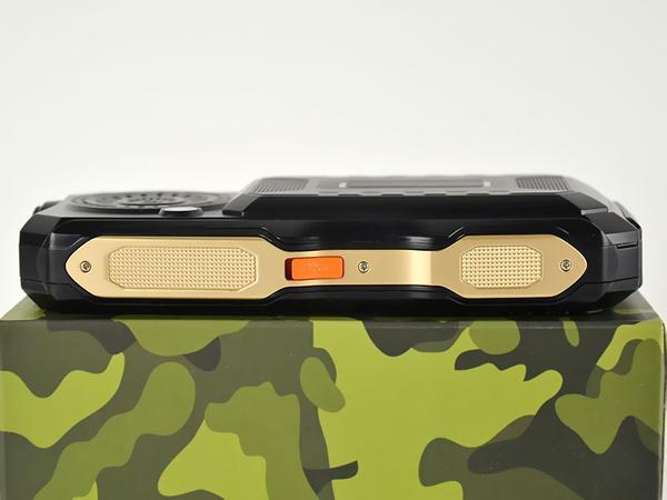 Мобильный телефон Dbeif D2017 Black, мініатюра №8