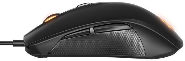 Мишка Steelseries Rival 100 USB Black (SS62341), мініатюра №6