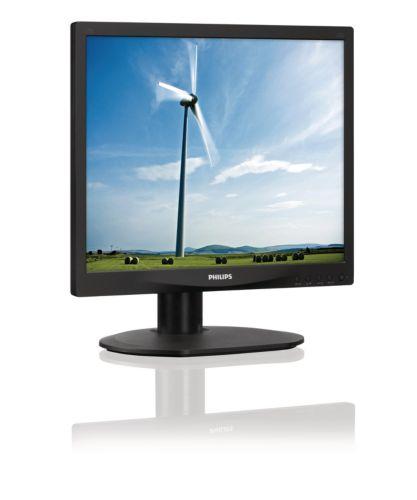 """Монітор Philips Brilliance LCD 17"""" HD 17S4LSB 00, мініатюра №2"""