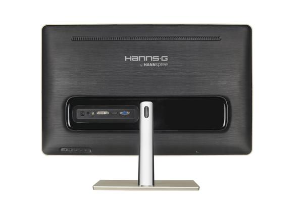 "Монітор Hanns-G Hannspree LED 27"" 2K Ultra HD HQ271G, мініатюра №3"