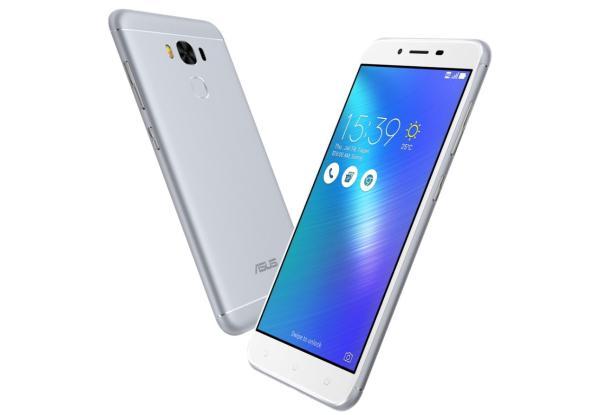 Смартфон Asus ZenFone 3 Max 3-32 Gb silver ZC553KL-4J034WW, мініатюра №5