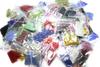 Бисерный FROM FACTORY NHS набор с мелким бисером 10/0 (100шт/50цветов) по 5 грамм, мініатюра №1