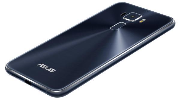 Смартфон Asus ZenFone 3 3-32 Gb sapphire black 90AZ0171-M01990, мініатюра №3
