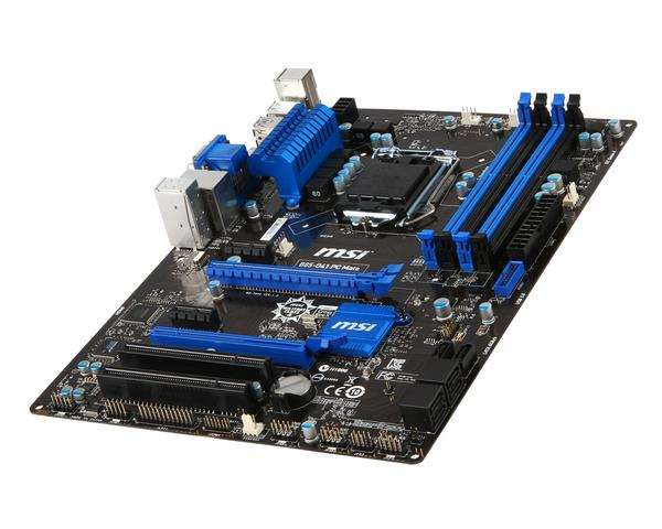 Материнська плата MSI  B85-G41 PC Mate (7850-003R), мініатюра №2