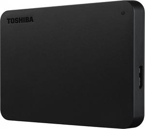 """Внешний жесткий диск Toshiba 500ГБ 2.5"""" USB 3.0 чёрный HDTB405EK3AA"""
