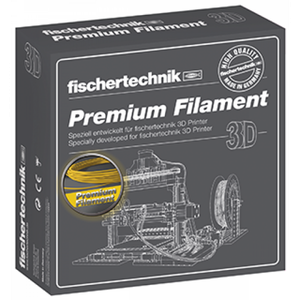 Пластик для 3D-принтера fischertechnik PLA 1.75 мм 500 г Yellow (FT-539144)
