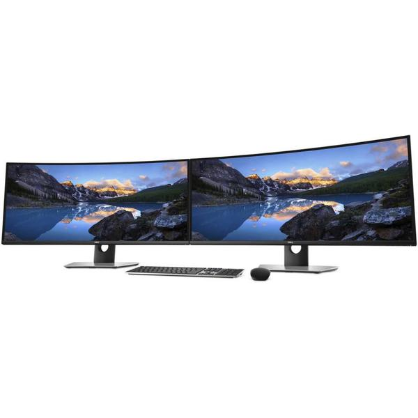 Монітор Dell U3818DW IPS 38'' 4K Ultra HD 210-AMQB, мініатюра №10