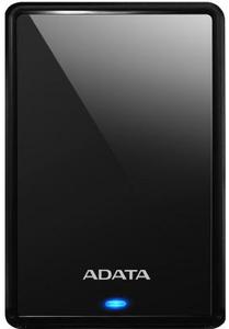 """Зовнішній жорсткий диск A-Data 4ТБ 2.5"""" USB 3.1 чорний AHV620S-4TU31-CBK"""