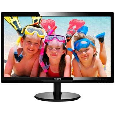 Монітор Philips LCD 24'' Full HD 246V5LHAB 00 01, мініатюра №1