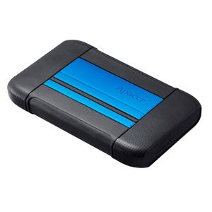 """Зовнішній жорсткий диск Apacer 1TB 2.5"""" USB 3.1 AC633 blue AP1TBAC633U-1"""