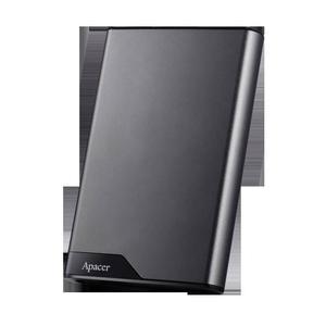 Зовнішній жорсткий диск Apacer AC632 1TB AP1TBAC632A-1 USB 3.1 gray 6376242