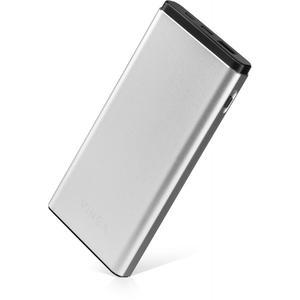 Универсальная батарея (Power Bank) Vinga 10000 mAh QC3.0 PD aluminium silver (BTPB1010QCALS)