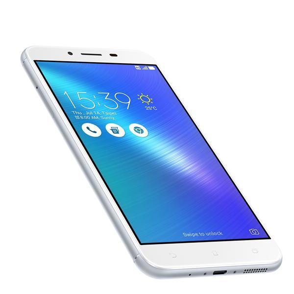 Смартфон Asus ZenFone 3 Max 3-32 Gb silver ZC553KL-4J034WW, мініатюра №2