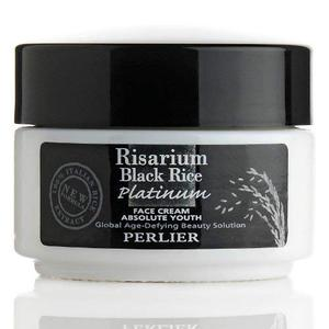 Крем для лица Perlier Black Rice Platinum Face Cream Absolute антивозрастной с SPF 15 (MPC-300150)