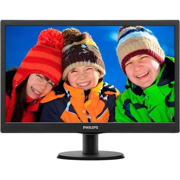 Монітор Philips LCD 18.5'' WXGA 193V5LSB2 10, мініатюра №4