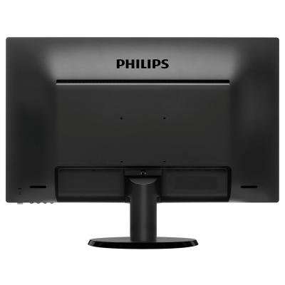 Монітор Philips MVA 23.6'' Full HD 243V5QSBA 01, мініатюра №2