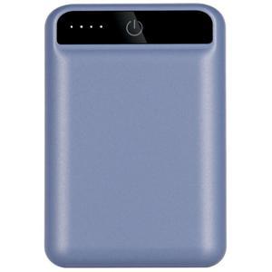 Универсальная батарея (Power Bank) 2E 10000мА/ч, DC 5V, 2USB-2.1A&2.1A, blue (2E-PB1005AS-BLUE)