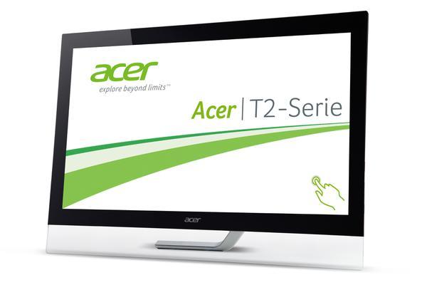 Монітор Acer T2 T272HULbmidpcz T272HUL, мініатюра №3