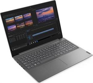 "Ноутбук Lenovo V15-1ADA 82C70010RA 15.6"" FullHD 1920x1080 TN LED матовый AMD Ryzen 3-3250U (2.6 - 3.5 ГГц RAM 8 ГБ SSD 256 Radeon Graphics нет ОП Wi-Fi BT веб-камера DOS 1.85 кг серый"